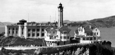 Alcatraz Island - Sightseeing - Alcatraz