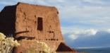Mission church view at Pecos National Historical Park