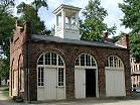 Small image of the armory at Harpers Ferry