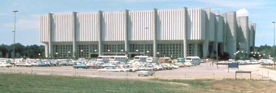 Former Coliseum Property Cuyahoga Valley National Park
