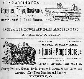 Peninsula advertisement.