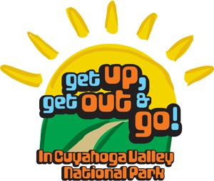 Get up, Get out & Go! logo