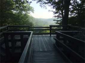 Bedford Reservation Overlook
