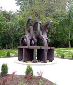 David Berger National Memorial Sculpture