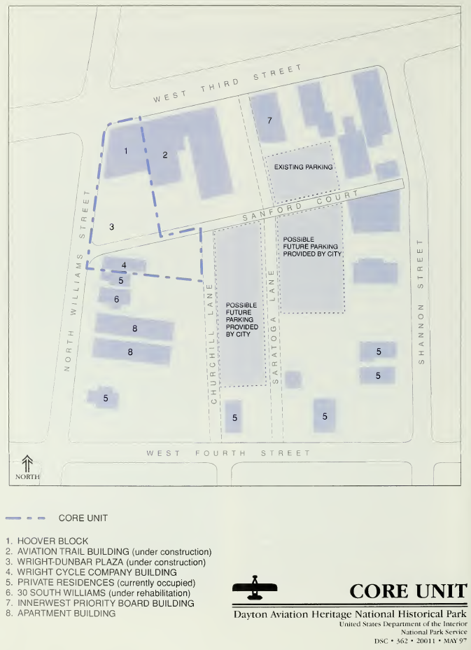 General Management Plan - Dayton Aviation Heritage National