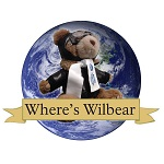 Wilbear Wright in front of the world!