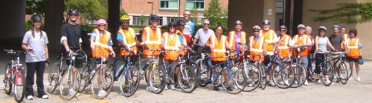 Bike Group at WSU