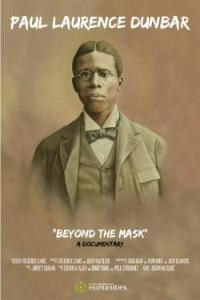 A poster for the Dunbar film featuring a sketched drawing of Paul Laurence Dunbar.