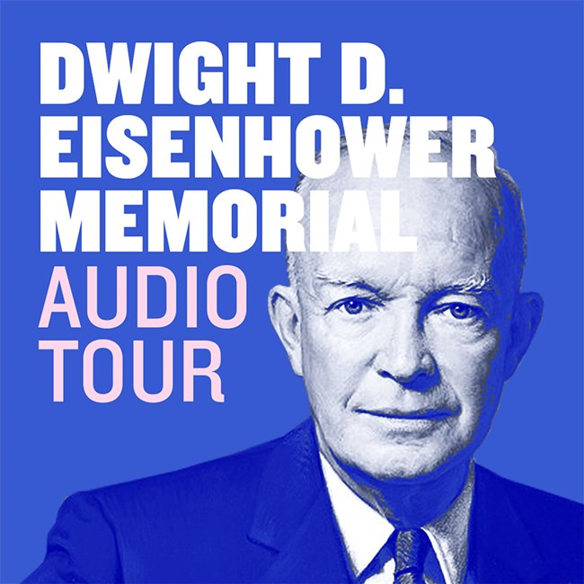 Dwight D. Eisenhower Audio Guide Icon