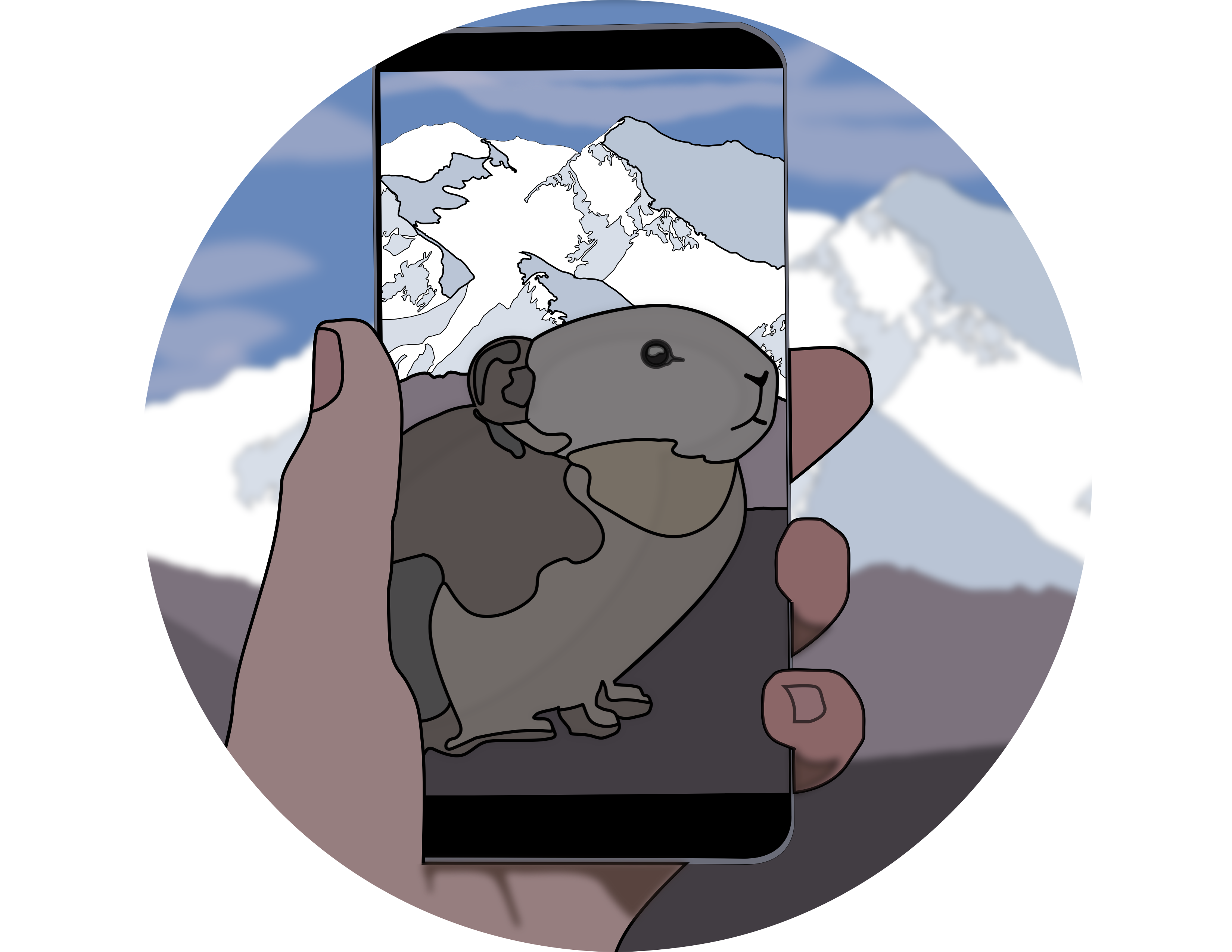 Citizen Science The Denali Alpine Wildlife Project Denali National Park Preserve U S National Park Service