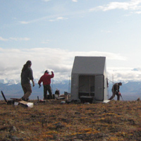 The Plate Boundary Observatory researchers study seismic activity near the boundary of the North American and Pacific plates