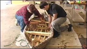 Moose Boat Project