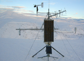 Climate Monitoring Station
