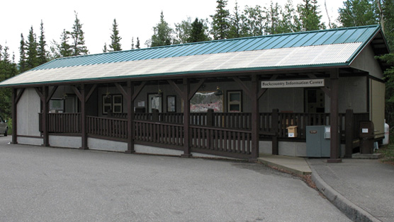 The Backcountry Information Center