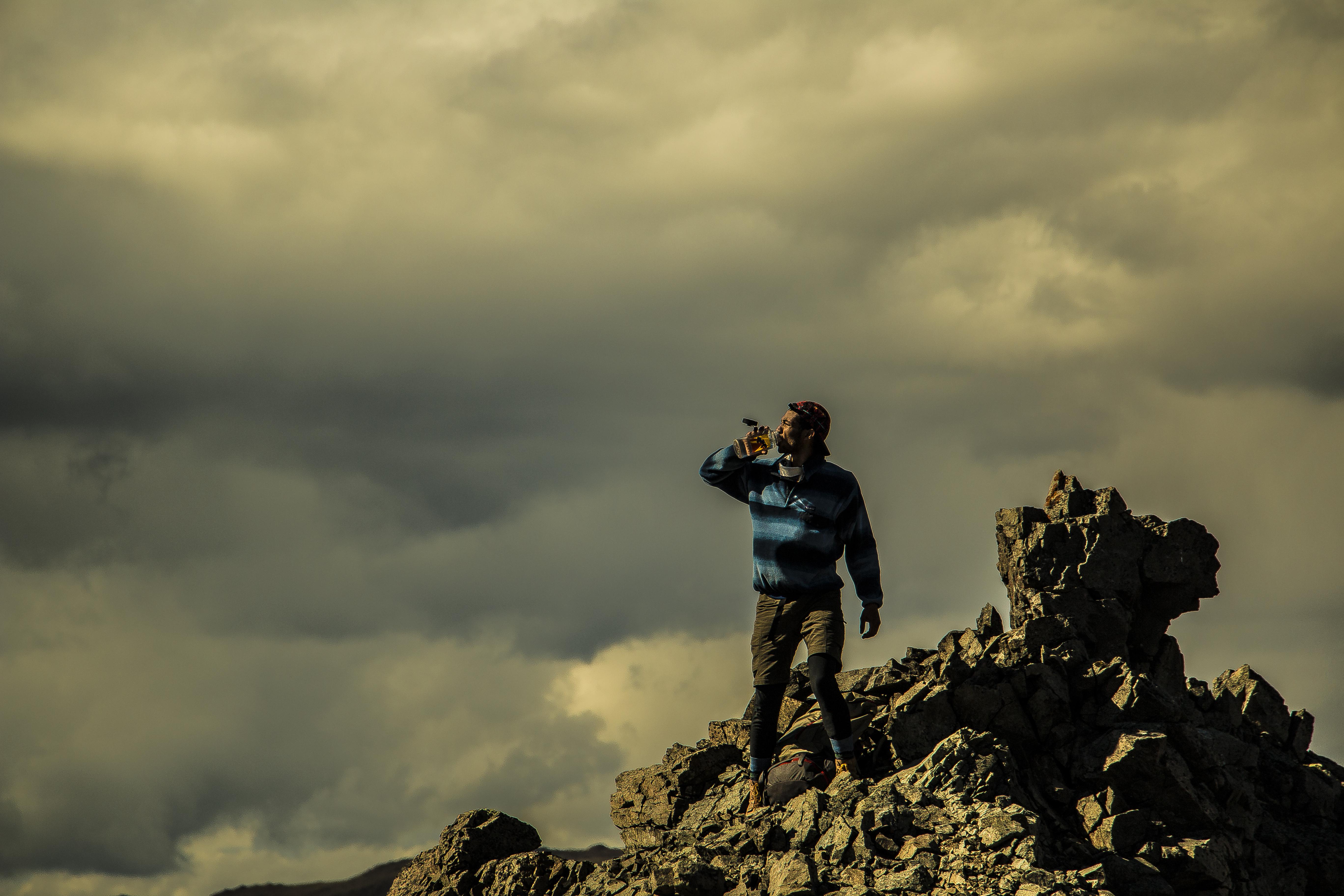 Backpacking Denali National Park Preserve US National Park