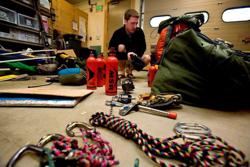 Image result for crevasse rescue equipment