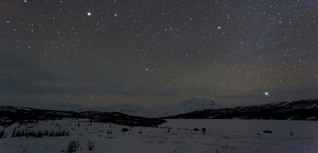 Aurora Borealis and Star Gazing - Denali National Park & Preserve ...