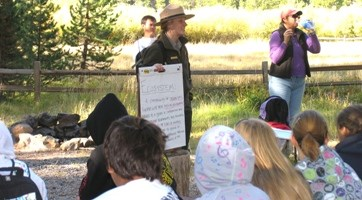 Ranger led education program