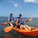 Ranger Led Kayak Tours