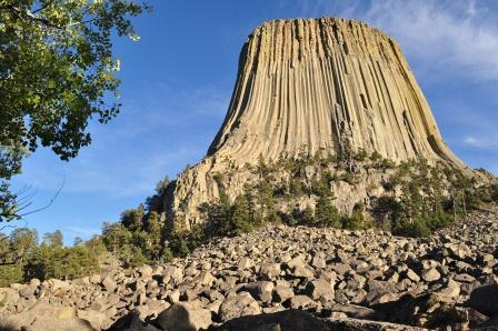 Explore the Geology of Devils Tower