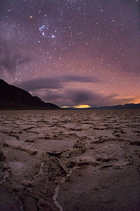 Badwater Orion - photo by Tyler Nordgren