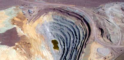 Mining in Death Valley - Death Valley National Park (U S  National