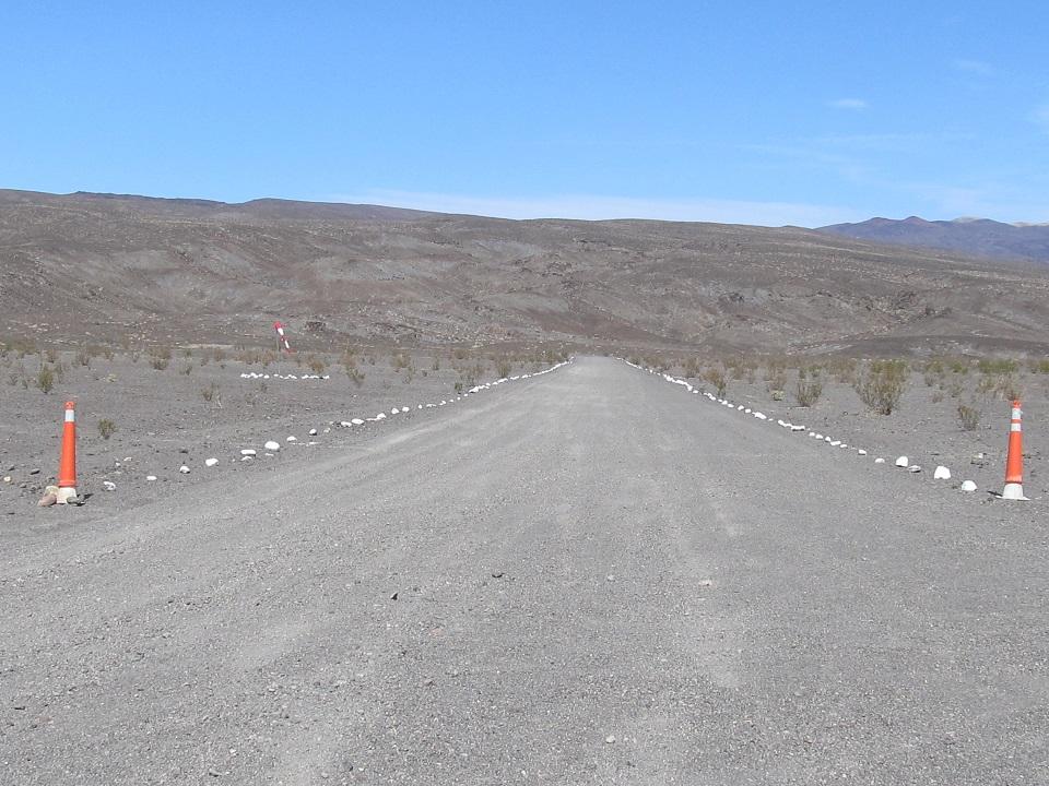 Chicken Strip Rulemaking - Death Valley National Park (U S
