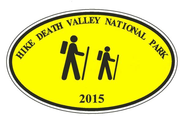 Hike DV decal 2015