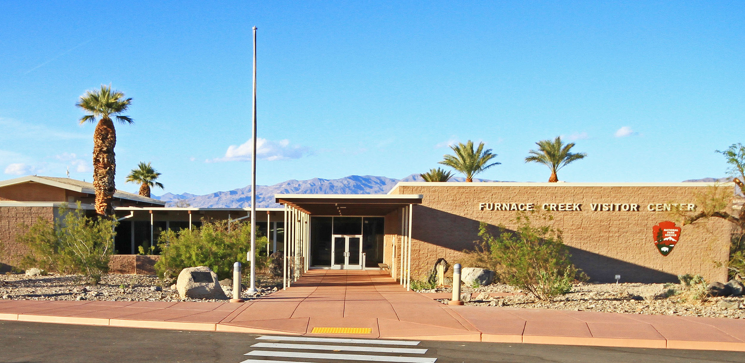 Furnace Creek Visitor Center, Death Valley NP