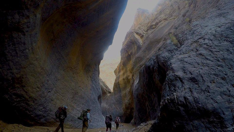 Marble Canyon Backpackers