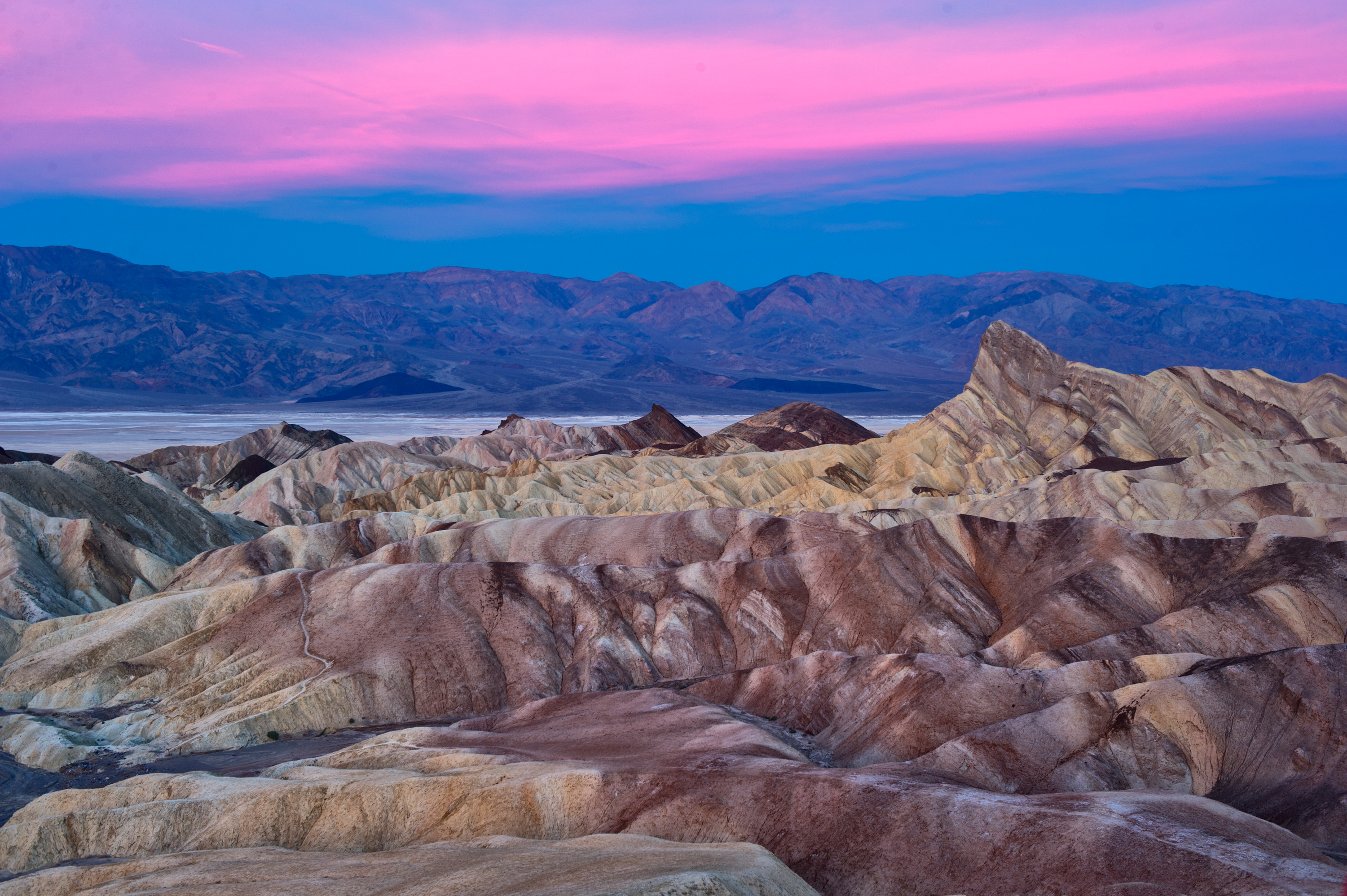 Must See Highlights - Death Valley National Park (U.S. National ...