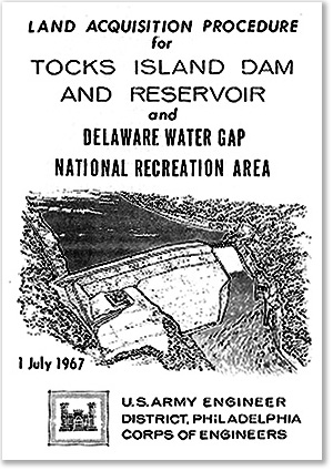 tocks island dam controversy delaware water gap national