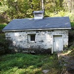 Cold Spring Farm Springhouse, Freeman Tract Road Pa