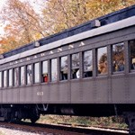 Lackawanna passenger car