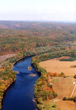 The Delaware River Valley