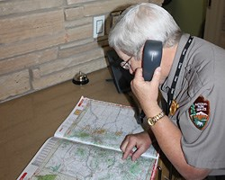 Park staff are available to answer questions about your trip to Dinosaur National Monument by phone, e-mail or mail.