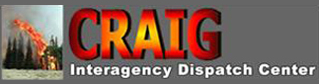 Craig Interagency Dispatch Center logo