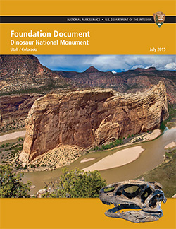 Dinosaur National Monument Foundation Document cover