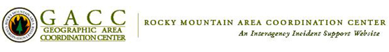 Rocky Mountain Geographic Area Coordination center logo