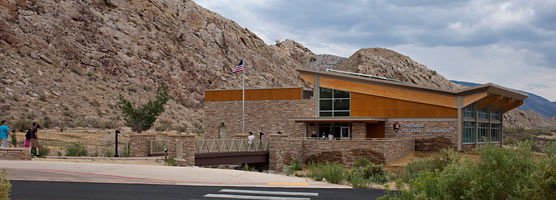 Quarry Visitor Center Receives Leed Gold Certification