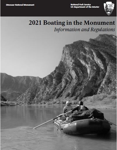2021 Boating in the Monument Information and Regulations, click to download