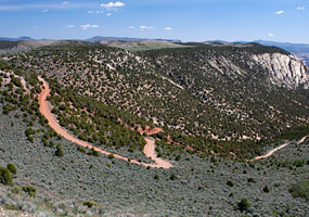 places to go harpers corner area dinosaur national