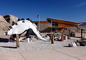 The Quarry Visitor Center