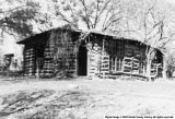 Early 20th-century homesteader's cabin.