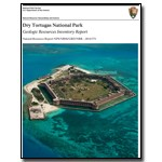 Cover image of Dry Tortugas NP Geologic Resources Inventory Report