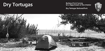 Camping in Dry Tortugas Bulletin