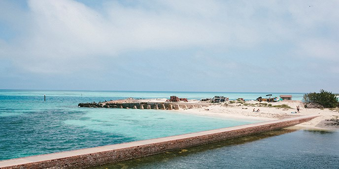 Dry Tortugas Water