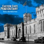 Drawing of Eastern State Penitentiary