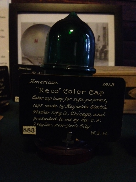 'Reco' Light Bulb 1913