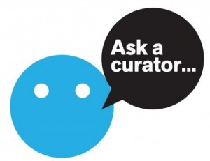 #AskaCurator Day!